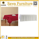 High Quality Table Cloth/Hotel Tablecloth/Restaurant Tablecloth100% Plyester