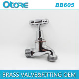Brass Bibcock Chromed Plated Thread Outlet