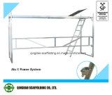 Aluminium X Frame Scaffolding System Export to Europe