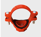 High Quality Ductile Iron Threaded Mechanical Tee
