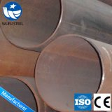 ASTM A500/A53/252 ERW/Lasw/SSAW Steel Tube