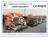 PE/PP Spiral Corrugated Profiled Krah Pipe Continuous Extrusion Extruding Making Machine
