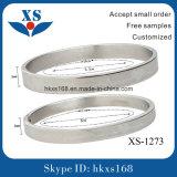 Custom Jewelry Factory OEM Fancy Stainless Steel Bangles