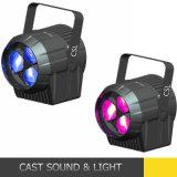 Diamond Beam 3*15W Bee Eye Effect LED PAR Can Light