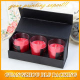 Magnetic Closure Cardboard Candle Box Packaging
