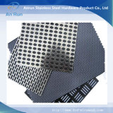 Factory Supply Galvanized Punching Metal Mesh