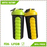 New Plastic Sports Shaker Bottle with 7days Pill Box
