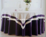 Fancy High Quality Jacquard Table Cloth for Hotel&Banquet (WLTC001)