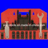 High Quality 58 PCS Steel Clamping Kits