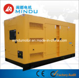 Industrial Use Soundproof 350kw Power Generator