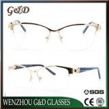 Latest Design Stainless Glasses Optical Frame Eyeglass Eyewear