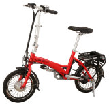 Folding Electric Bicycle with Mobile Lithium Power (PB102-1)