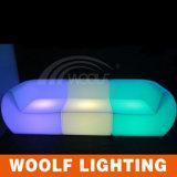 Color Changing RGB Bar LED Sofa Chair