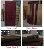 Melamine Wooden Interior Room Door (BG-MW9016)