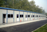 Light Gauge Steel Affordable Steel Structure Frame Prefabricated House
