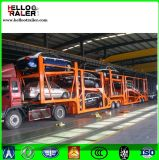 Car Transporter 3 Axle Car Carrier Trailer for Sale