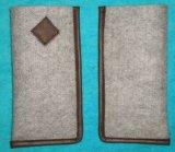 Cotton / Wool Felt Eyeglasses / Glasses / Sunglass Pouch (WP-56)