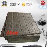 Outdoor Colorful Rubber Paver/Square Rubber Tile/Recycle Rubber Tile