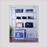 Stainless Steel Industrial NSF Wire Shelving