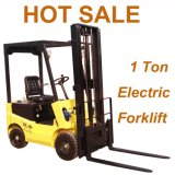 1 Ton Electric Battery Forklift Truck Narrow Aisle Fork Lifts