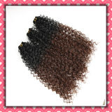 Wholesale Brazilian Hair Weft Curly Hair 18inches