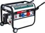 HH2800-B07 Italy Design Three Phase Gasoline Generator with CE (2KW-2.8KW)