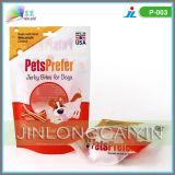 Plastic Jerky Bites Packaging Bag for Dogs