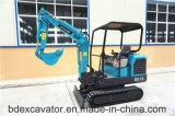 Baoding Mini Excavator 1.8t with 0.06m3 Bucket for Digging