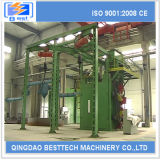 2016 Best Technology Foundry Plant Shot Blasting Machine