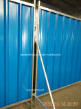 Temporary Steel Hoarding Panel, Color Fence Panel