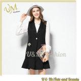Spring New Fashion Latest Cotton Women Dress Wholesale