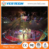 Full Color P5.9mm Dance Floor LED Display Screen for Disco/Pub/Club/Party