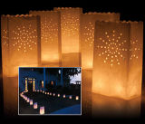 10PCS/Lot Paper Lantern Candle Bag for Wedding Party Decoration