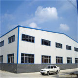 Prefabricated Buildings and Structures for Industrial Solutions