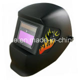 HDPE Certified Mask Auto-Darkening Welding Helmet with Ce