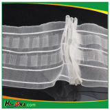 Curtain Assessory Transparent Curtain Pleat Tape