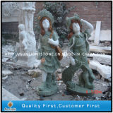 Marble Statue Marble Sculpture Stone Carving