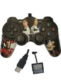 PC&PS2&PS3 Vibration Gamepad for Stk-2007pup