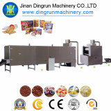 Full Automatic Crispy Corn Flakes Extrusion Line