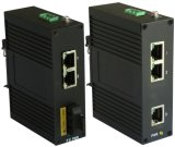 Dual Ring Unmanaged Industrial Ethernet Switch IDS 403
