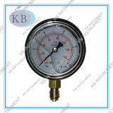 Dia. 63mm Glycerine Oil Filled Pressure Gauge