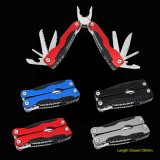 Multi Function Tools with Anodized Aluminum Handle