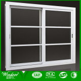 2016 Latest Window Grill Design UPVC Window