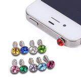 Diamond Dust Plug for iPhone