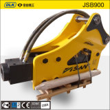 Side Type Jisan Brand Hydraulic Breaker for 11-16tons Excavator