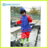Wholesale Cheap Cute Hot Sale PVC Children Raincoat Rvc-067