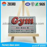 2017 New Design PVC Plastic Cards for Gym Membership