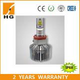 3500lm Turning Light 35W H8/H11/9006/H4 Philips LED Headlight