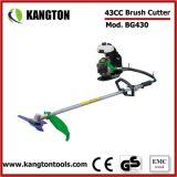 Gas Powered Straight Shaft Back-Pack Brush Cutter (BG430)