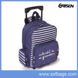 Children Trolley School Backpack Sport Bags